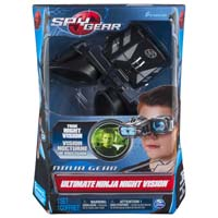 Spin Master Spy Gear Ultimate Ninja Night Vision