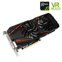 Gigabyte GeForce GTX 1060 G1 Gaming 3G Overclocked Dual-Fan 3GB GDDR5 PCIe Video Card