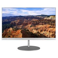 "Lenovo L24q-20 23.8"" WQHD 75Hz HDMI DP LED Monitor"