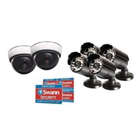 Swann Communications Theft Prevention Kit