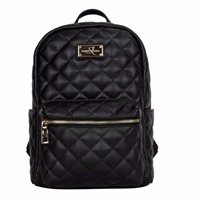 "Sandy Lisa St. Tropez Notebook Backpack Fits Screens up to 15.6""- Black"
