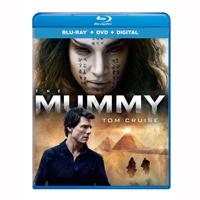 Universal Mummy Blu-ray