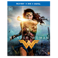 Warner Wonder Woman Blu-ray