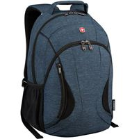 "Swiss Gear Mercury Notebook Backpack Fits Screens up to 16"" - Denim"