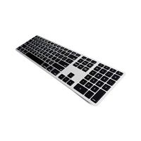 Matias Backlit Wireless Aluminum Keyboard - Silver