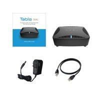 Tablo Tablo - DUAL 64GB OTA DVR with WiFi - Black