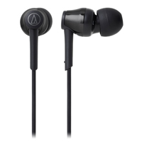 Audio-Technica Sound Reality Wireless Bluetooth Earbuds - Black