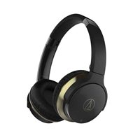 Audio-Technica SonicFuel Wireless OnEar Headphones - Black