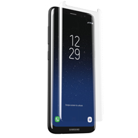 Zagg Sapphire Defense Curve for Samsung Galaxy S8+