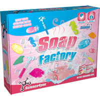 Science4you Science 4 You Soap Factory STEM Educational Science Set