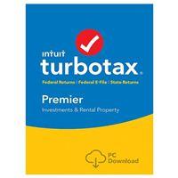 Intuit TurboTax Premier 2017