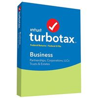 Intuit TurboTax Business 2017