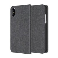 Incipio Technologies Esquire Series Folio Case for iPhone X - Grey