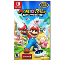 Ubisoft Mario Rabbids Kingdom Battle (Switch)