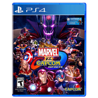 Capcom Marvel vs Capcom Infinite (PS4)