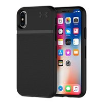 Incipio Technologies Under Armour Protect Stash Case for iPhone X - Black