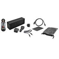 Neonix Neonix PKG9 Bluetooth Speaker w/ Accessory Kit - Black