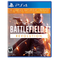Electronic Arts Battlefield 1 Revolution Edition (PS4)