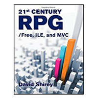 Independent Publisher's Group 21st Century RPG: /Free, ILE, and MVC