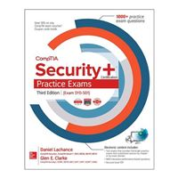 McGraw-Hill COMPTIA SECURITY+ CERTIFI