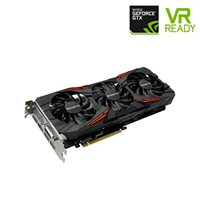 Gigabyte GeForce GTX 1070 G1 Gaming 8G Overclocked Triple-Fan 8GB GDDR5 PCIe Video Card