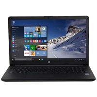 "HP 250 G6 15.6"" Laptop Computer - Black"