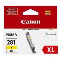 Canon CLI-281XL Yellow Ink Tank