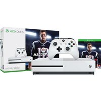 Microsoft 500GB Xbox One S Madden 18 Bundle
