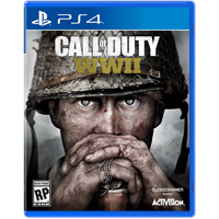 Activision Call of Duty WWII (PS4)