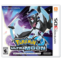 Nintendo Pokemon Ultra Moon (3DS)