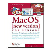 Independent Publisher's Group MacOS [new version] for Seniors: The perfect computer book for people who want to work with MacOS
