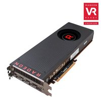 Sapphire Technology Radeon RX Vega56 8G Single-Fan 8GB HBM2 PCIe Video Card