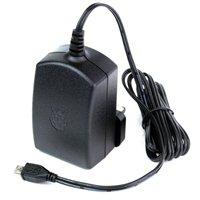Raspberry Pi Official 5V 2.5A Power Supply - Black