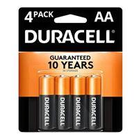 Duracell Duracell Coppertop Alkaline AA Batteries - 4pk