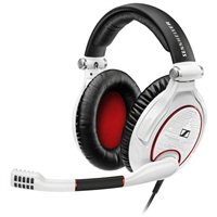 Sennheiser Sennheiser GAME ZERO Analog Universal Gaming Headset - White/Red