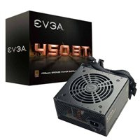 EVGA 450BT 450 Watt 80 Plus Bronze ATX Power Supply