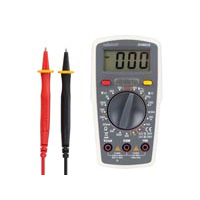 Velleman Velleman Inc Digital Multimeter - 1999 Counts