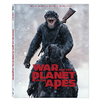 20th Century Fox War for the Planet of the Apes Blu-ray