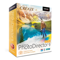 Cyberlink PhotoDirector 9 Ultra