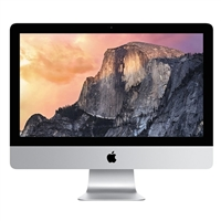 "Apple iMac 21.5"" All-in-One Desktop Computer Apple Certified Refurbished"