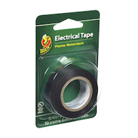 Duck Brand Professional Electrical Tape 0.75 in. X 20 ft.
