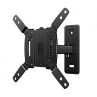 Sanus Full-Motion Universal Wall Mount for TVs up to 39""
