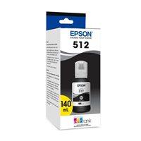 Epson 512 Black Ink Bottle