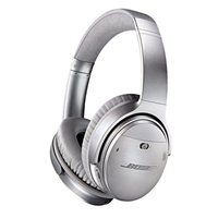 Bose QuietComfort 35 II Wireless Headphones w/ Mic - Silver