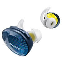 Bose SoundSport Wireless Headphones - Blue/Citron