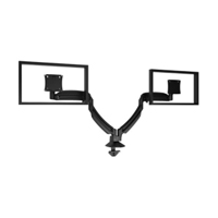 "Sanus K1D220S Dual Desk Mount for Monitors 10""- 30"""