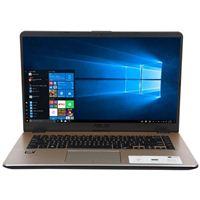 """ASUS X505BA-RB94 15.6"""" Laptop Computer - Matte Gold"""