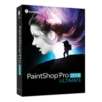 Corel PaintShop Pro 2018 Ultimate