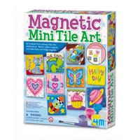 Toysmith Magnetic Mini Tile Art