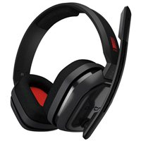 Astro Gaming Astro A10 Gaming Headset - Grey/Red